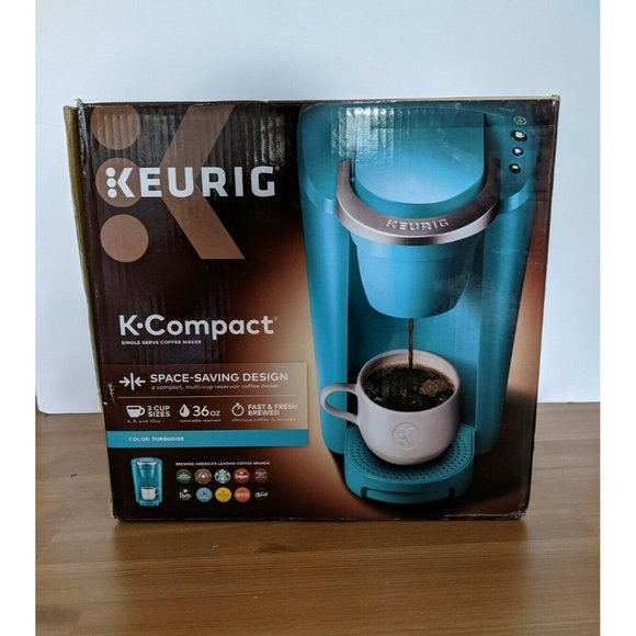 Keurig K-Compact Single-Serve K-Cup Pod Coffee